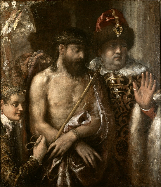 Christ Shown to the People (Ecce Homo)