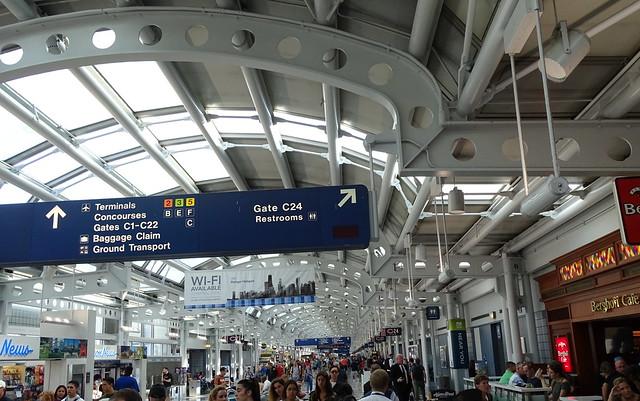 ORD C Concourse