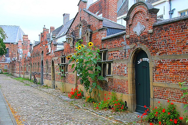 Beguinage Antwerp
