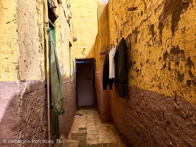 Egyptian houses-Elephantine Island, Aswan
