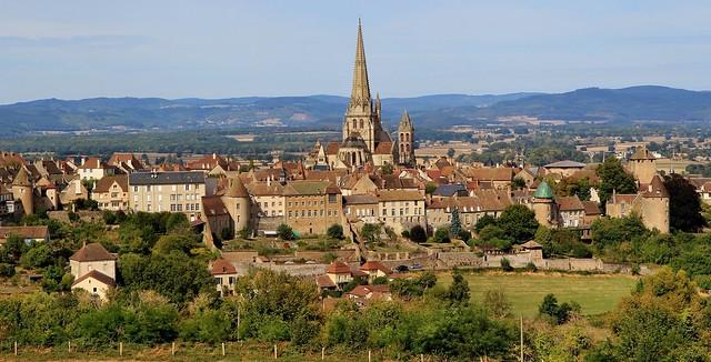 Autun, Bourgogne-Franche-Comté
