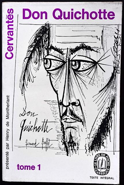 Cervantès : Don Quichotte de la Manche