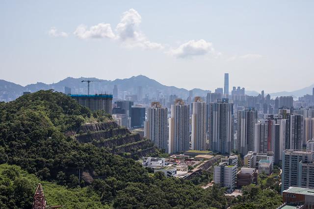Views from the Hike, Hong Kong