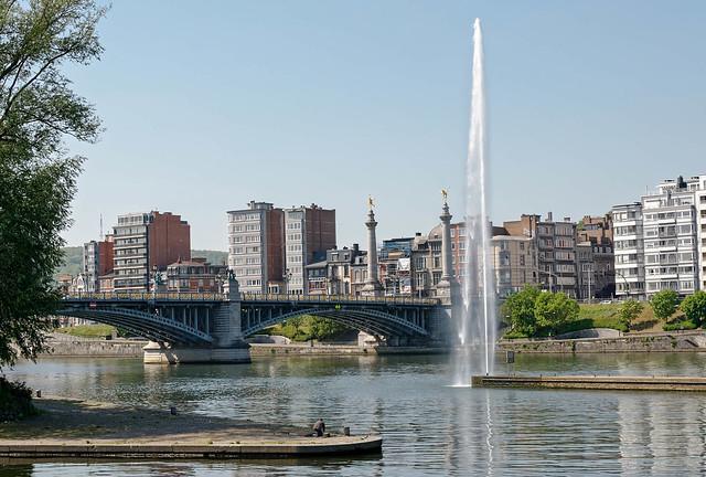 Liège - Pont de Fragnée