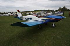 G-TTOM Zenair CH601 [LAA 162-15088] Popham 050519