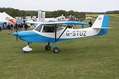 G-STUZ Lambert Mission M108 [LAA 370-15326] Popham 050519