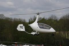 G-PPBZ AutoGyro Europe Calidus [C00260] Popham 050519