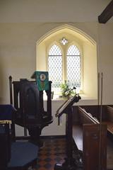 pulpit (Cautley? 1931?)