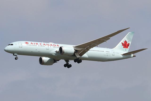C-FGDX  -  Boeing 787-9 Dreamliner  -  Air Canada  -  ICN/RKSI 05/10/19
