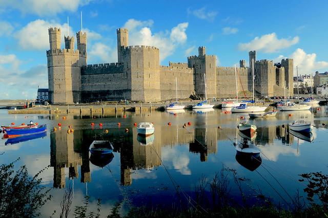 Caernarfon & WHR 1533