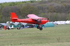 G-XFOX Aeropro Eurofox [LAA 376-15200] Popham 050519