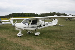 G-SCMG Ikarus Comco C-42 [1402-7304] Popham 050519