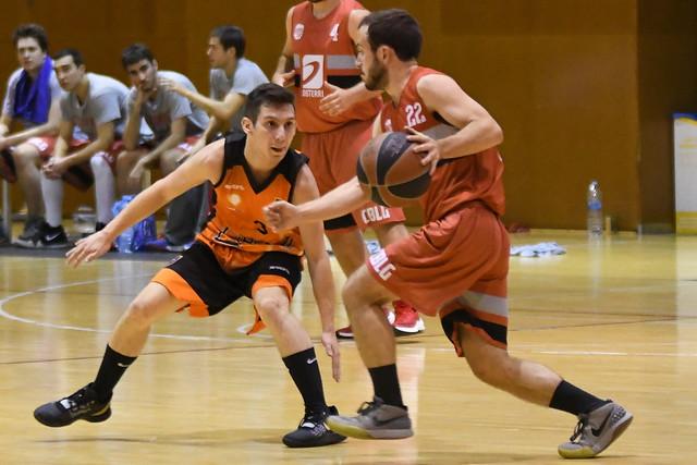 12.10.19 Sots-25 masc. contra CB La Garriga