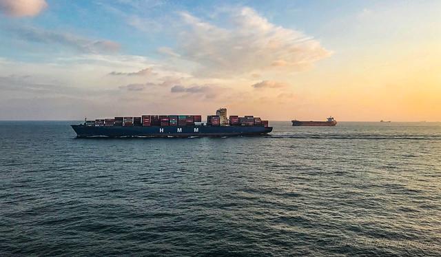 Shipping Lane