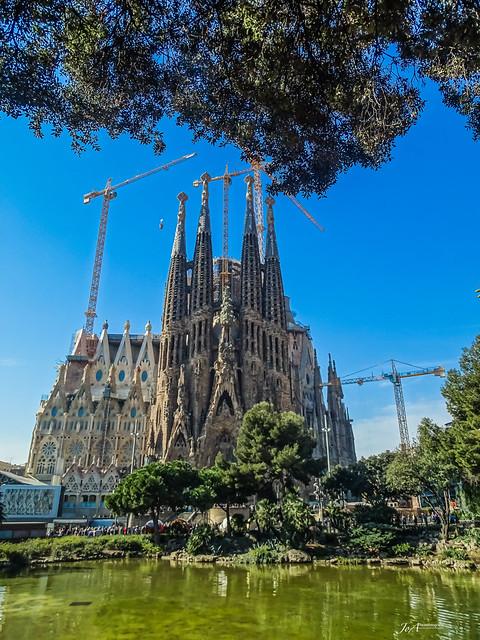 Barcelona_Sagrada Familia_outside_1