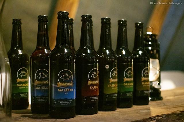 Panimo Kiisken oluita