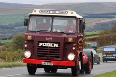 NTG842 posted a photo:	Glossop-Chunal Hill DerbyshireSunday 13-October-2019The Jolly Boys Road Run 2019missed a few due to time restrictions but a good turn out on a very damp and cold Autumn morning