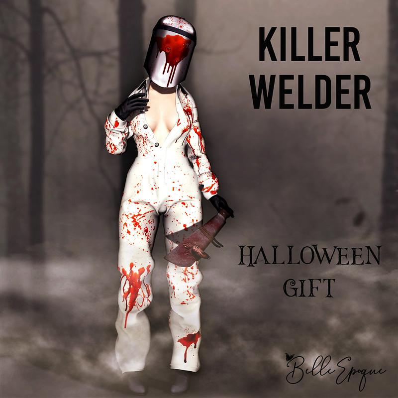 Killer Welder ♥ GIFT for SL F&O