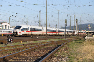 DB ICE 403 061 Basel Bad
