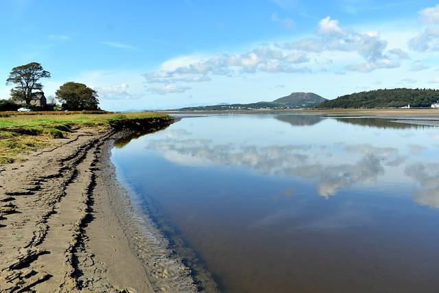 Dwyryd Estuary,Gwynedd.