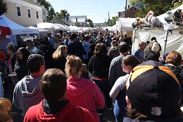 Waynesville Sauerkraut Festival