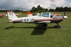 G-EFJD Bolkow Bo209-150FV [126] Popham 070719