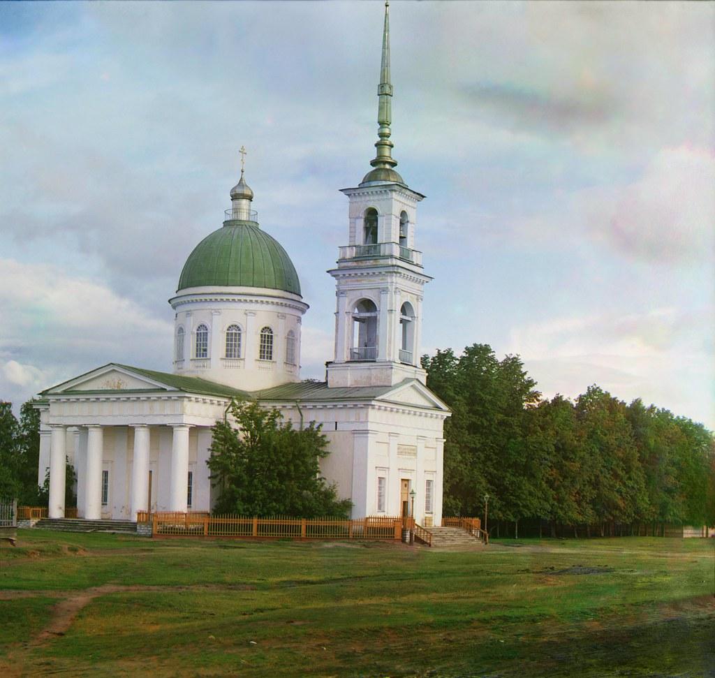 04. Собор Св. Петра и Павла. 1909
