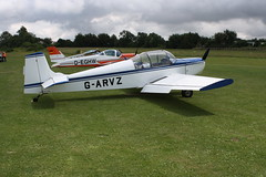 G-ARVZ Rollason Condor D62B [RAE606] Popham 070719