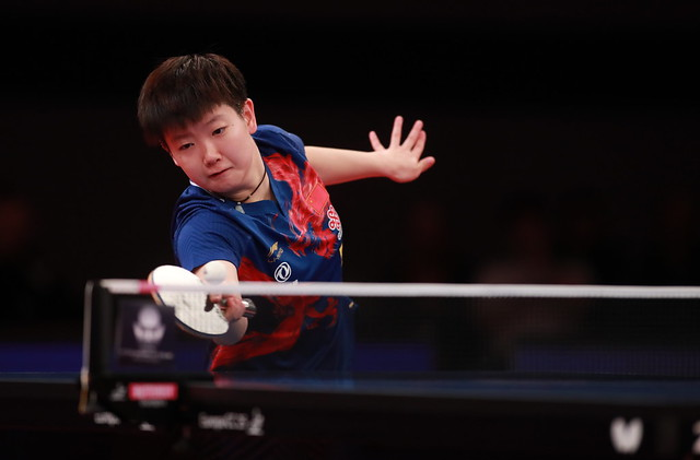 Day 4 - 2019 ITTF World Tour German Open