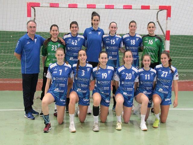 CB Zonzamas- Oviedo BF