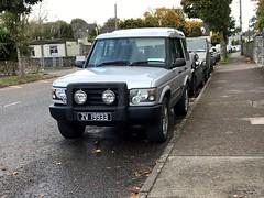 1989 Range Rover 2.4 TD
