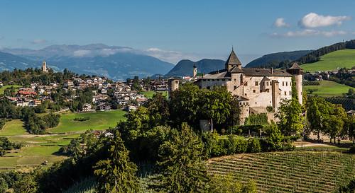 Schloss Prösels / Castello di Presule