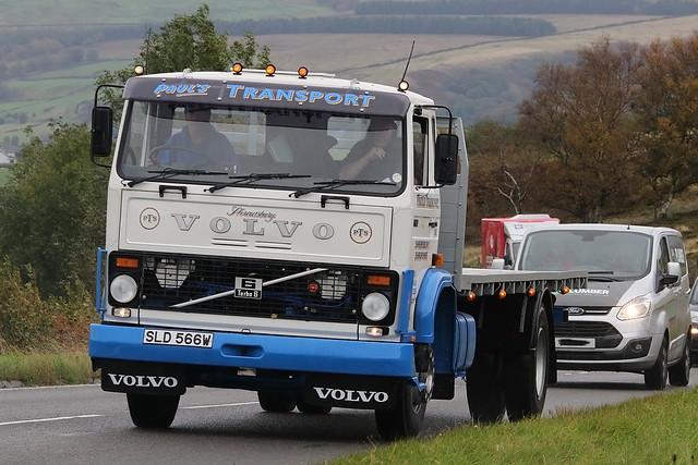 Volvo F6 Pauls Transport SLD566W