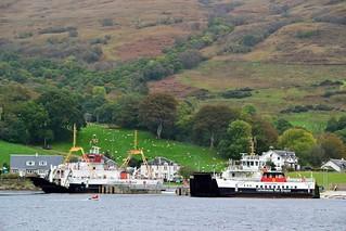 Loch Dunvegan & Loch Alainn