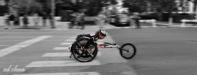Chicago Marathon 10/13/2019.. 2020 Tokyo Olympic Team USA Paralympic Marathon Trials