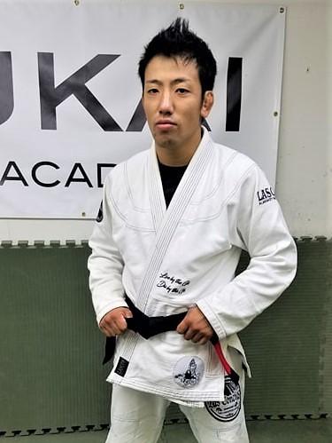 【選手】後藤琢磨、黒帯昇格!