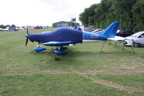 G-LNDA BRM Aero NG-5 [LAA 385-15575] Popham 070719