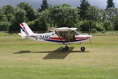 G-DAMS Best Off Skyranger [BMAA/HB/656] Popham 070719