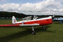 G-BXGP de Havilland DHC-1 Chipmunk [C1 0927] Popham 070719
