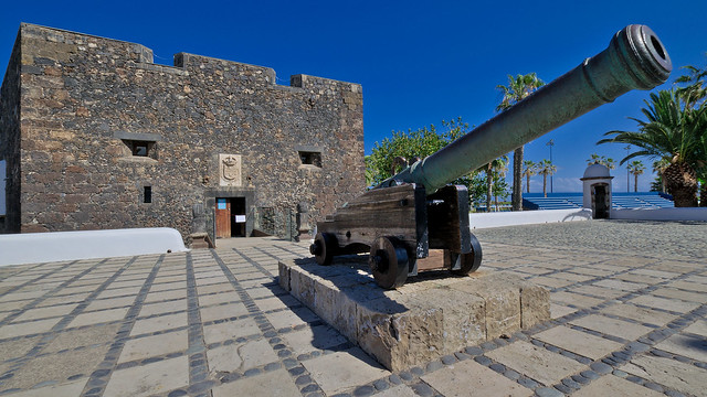 Puerto de la Cruz, El Castillo San Felipe