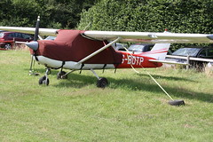 G-BOTP Cessna 150J [150-70736] Popham 070719