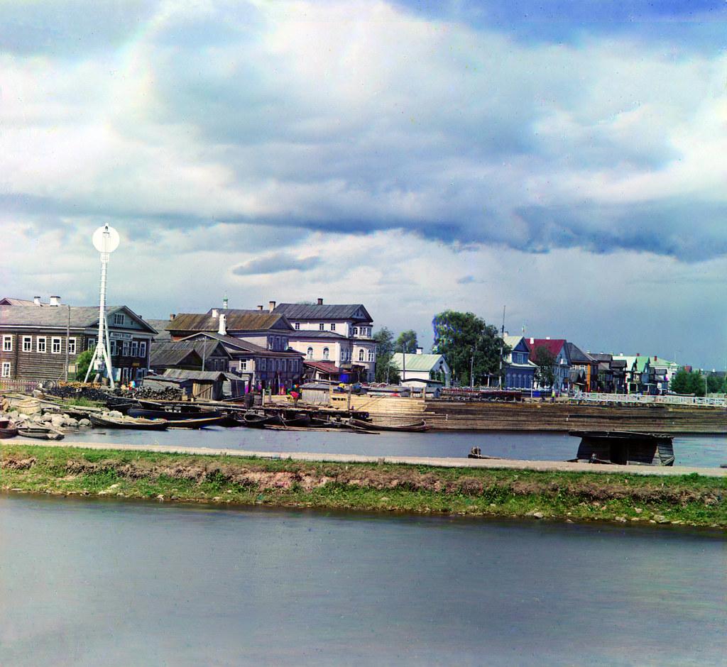 09. Окрестности города. Вид на Вознесенье