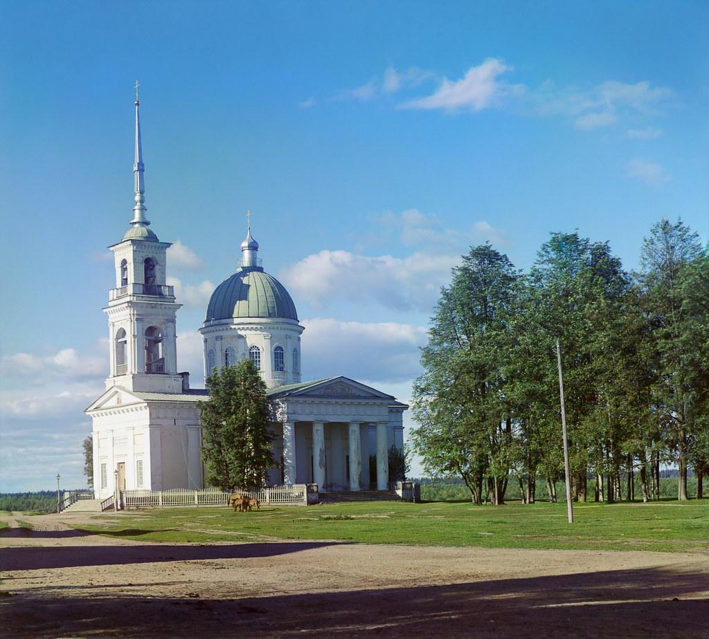 05. Собор Св. Петра и Павла. 1909.