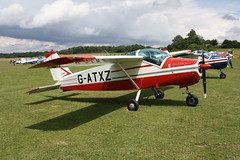 G-ATXZ Bolkow Bo208C [624] Popham 070719