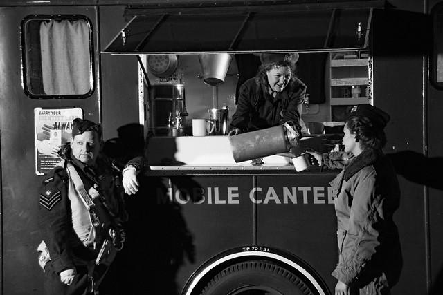 Mobile Canteen