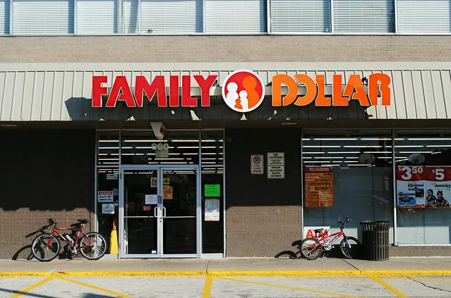Family Dollar - Prospect Heights, Illinois