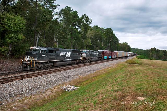 NS 347 at Cohutta, GA