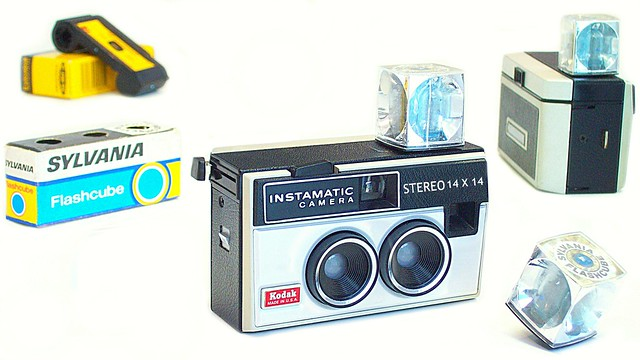 Prototype Instamatic Camera