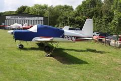 G-BBDM American Aviation AA-5 [0407] Popham 070719