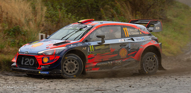 Dyfnant - Thierry Neuville